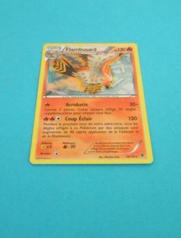 Carte Pokemon FR - Flambusard 130PV Holo - 10/119 - Vigueur Spectrale