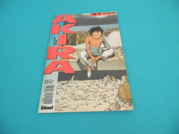Comics Akira N°23 - Année 1991