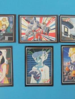 LOT de Carte Dragon Ball GT / Série 1 - 6/100 carte