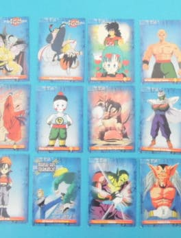 LOT de Carte Dragon Ball anthologie - 13/108 carte