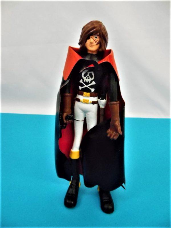 Figurine Capitaine Harlock - Space pirate - Albator