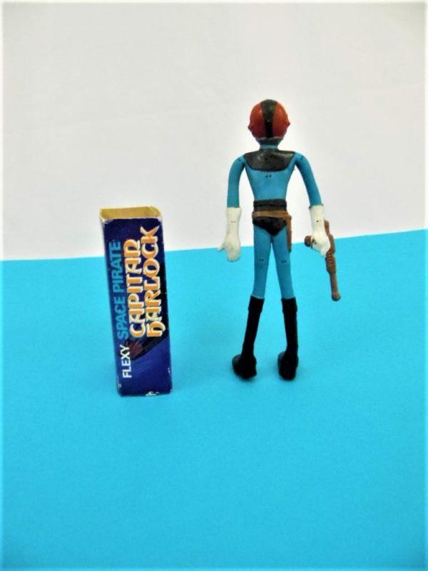 Figurine Capitaine Harlock - Space pirate - Albator / tadashi