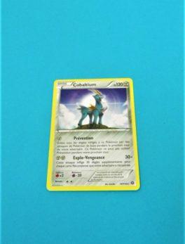 Carte Pokemon FR - Cobaltium 120PV - 74/114 - XY Offensive Vapeur