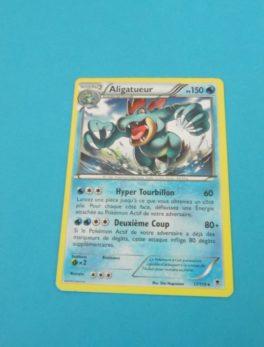 Carte Pokemon FR - Aligatueur150PV - 17/119 - XY Vigueur Spectrale