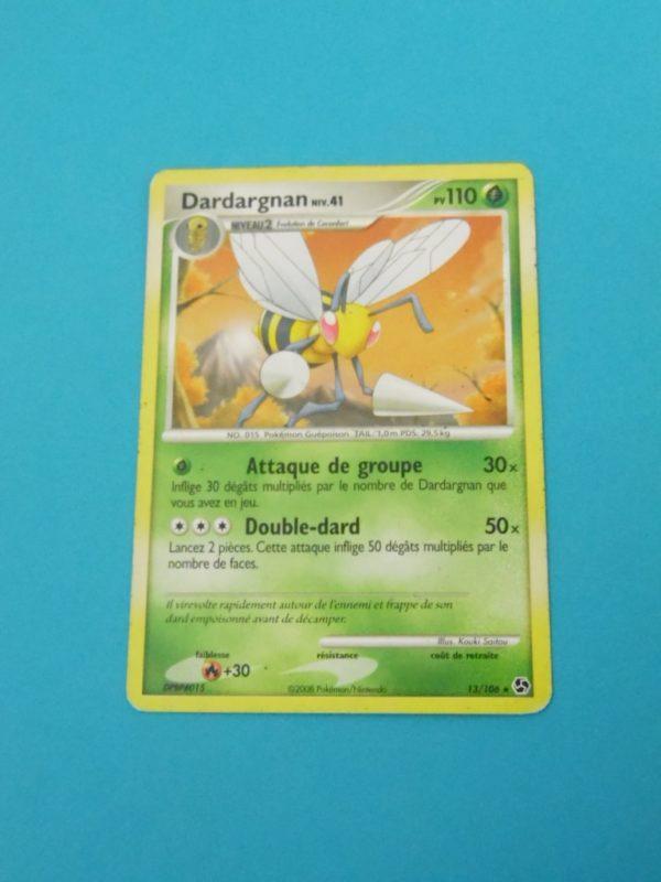 Carte Pokemon FR - Dardargnan 110PV - 13/106 - Duels au Sommet