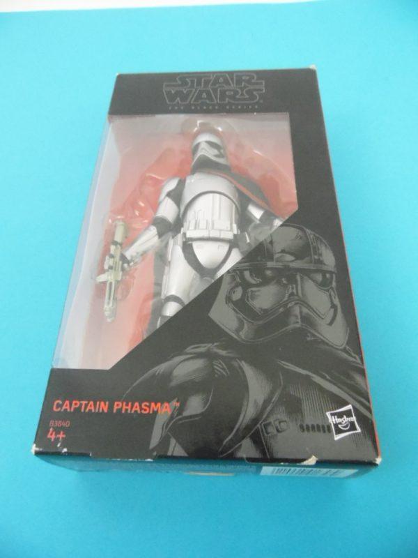 Figurine Star Wars - Elites series - Capitaine Phasma