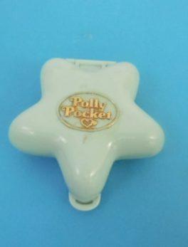 Etoile bleu Polly Pocket - Bluebird - Année 1992 - Faity Wishing World