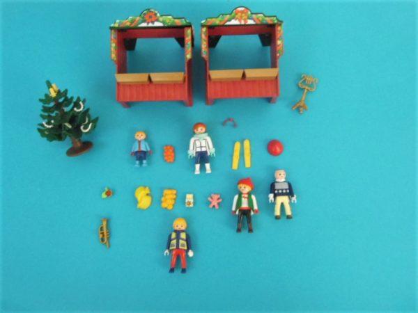Playmobil 4891 - Le marché de Noël