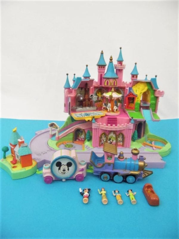 Château Disney Style Polly Pocket