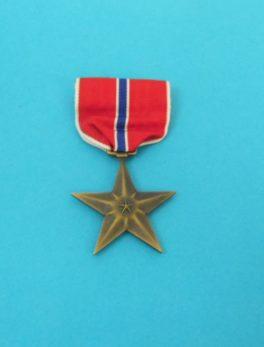 Médaille Bronze Star USA - WW2