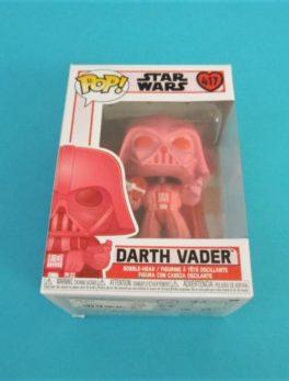 Figurine Pop - Darth Vader N°417 - Star Wars - Saint Valentin