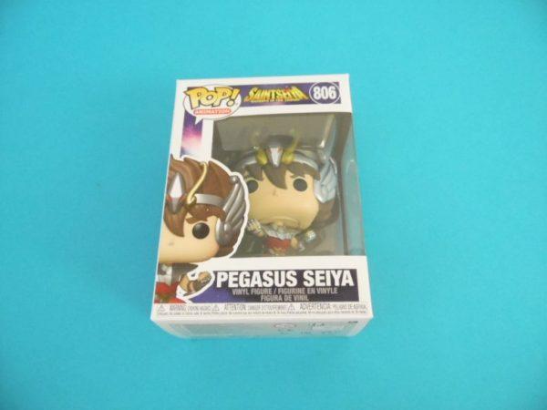 Figurine Pop - Saint Seya - Pegasus N°806 - Les chevalier du zodiaque