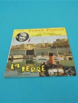 Disque vinyle - 45T - Franck Pourcel