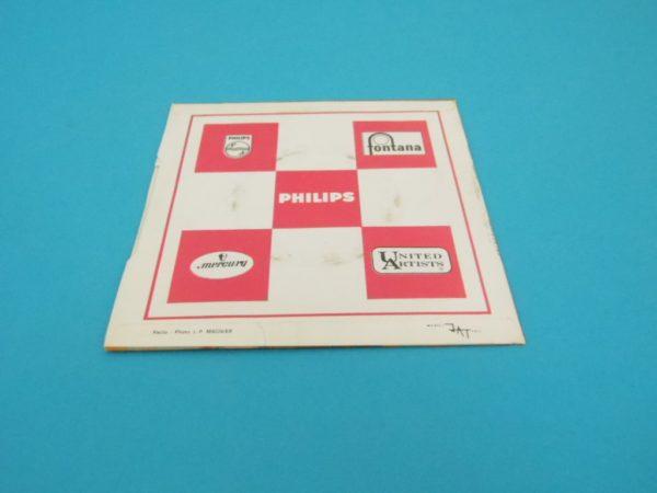 Disque vinyle - 45T - Rica Zarai