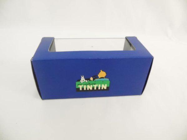 """Voiture miniature TINTIN """"Les bijoux de la Castafiore"""" - N°14"""