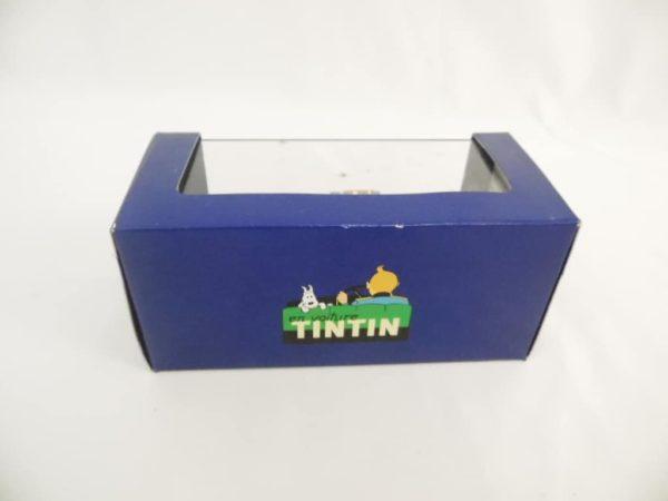 """Voiture miniature TINTIN """"Les bijoux de la Castafiore"""" - N°35"""