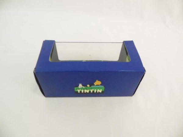 """Voiture miniature TINTIN """"L'affaire tournesol""""- 1/43 ème"""