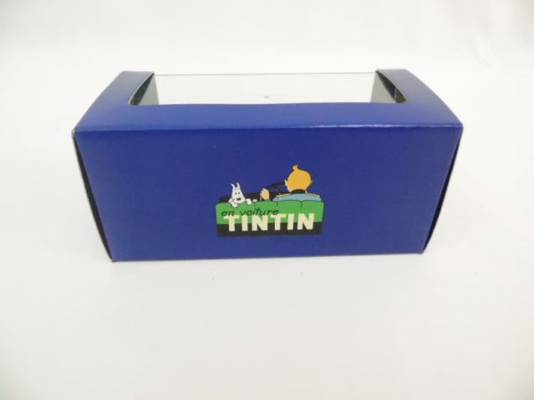 "Voiture miniature TINTIN ""Le sceptre d'Ottocar"" - N°27"