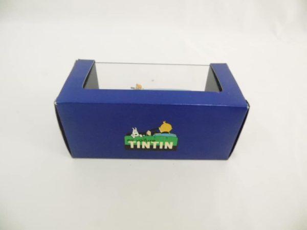 """Voiture miniature TINTIN """"Tintin en Amérique""""- 1/43 ème - N°04"""