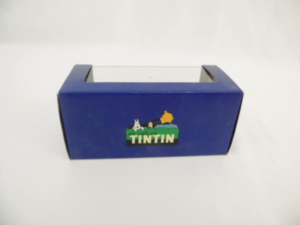 "Voiture miniature TINTIN ""Le sceptre d'Ottocar"" - N°34"