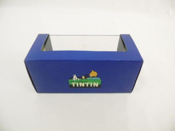 "Voiture miniature TINTIN ""Le sceptre d'Ottocar"" - N°19"