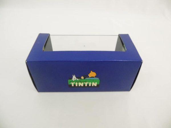 """Voiture miniature TINTIN """"L'île noire"""" - N°31"""