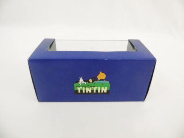 "Voiture miniature TINTIN ""Au congo""- 1/43 ème"