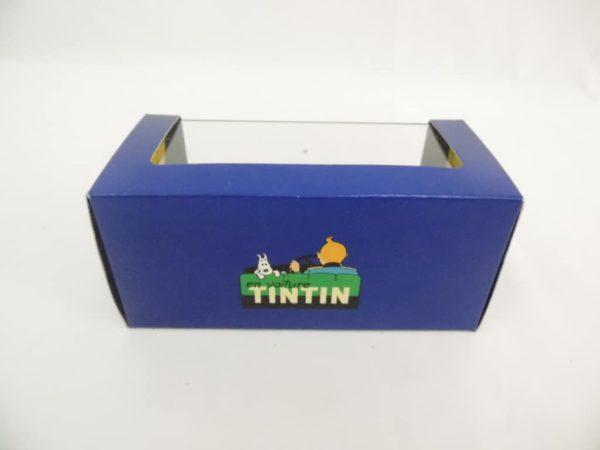 """Voiture miniature TINTIN """"Au pays de l'or noir"""" - N°17"""