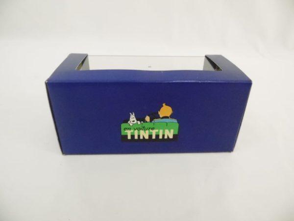 "Voiture miniature TINTIN ""Le sceptre d'Ottocar"" - N°18"