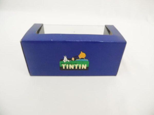 """Voiture miniature TINTIN """"L'affaire tournesol""""- 1/43 ème - N°22"""