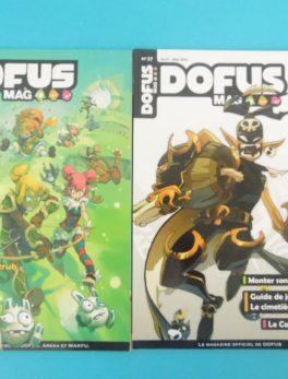Magazines Dofus - N° 26 et N°27