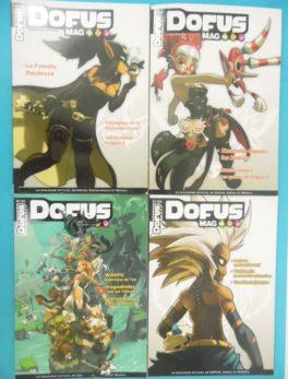 Magazines Dofus - N° 19 à 22