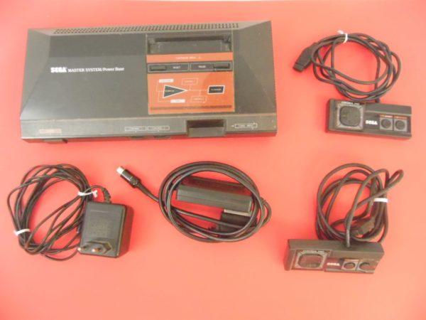 Console Sega Master Système 1