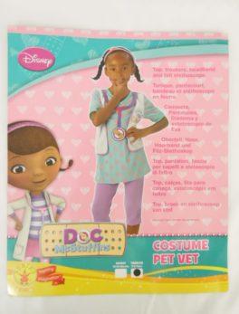 Déguisement Enfant 2/3 ans - Disney Pet Vet - Doc McStuffins
