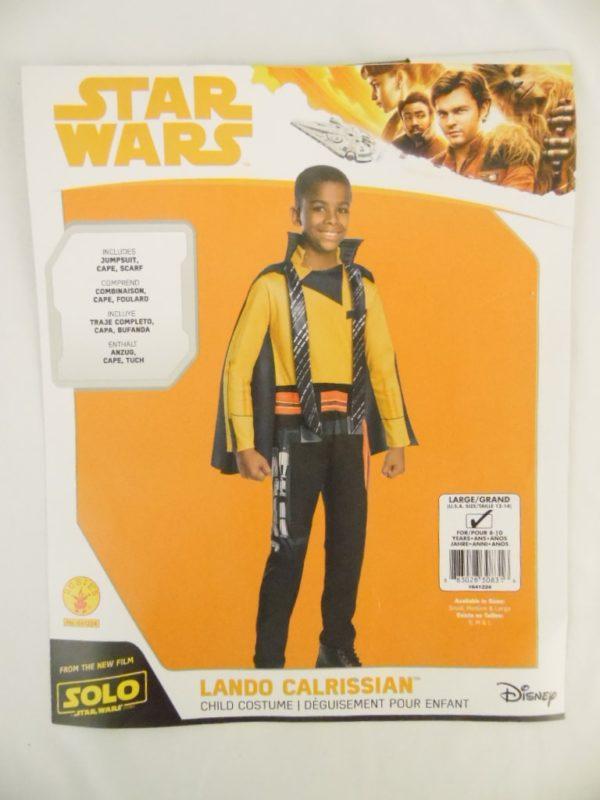 Déguisement enfant Star Wars - Lando Calrissian