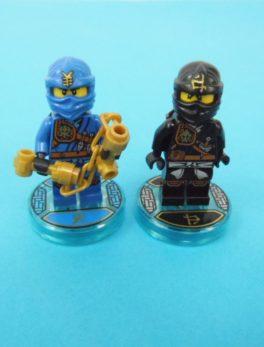 Mini-figurine Lego Dimension - Ninjago N° 71215 + N° 71207