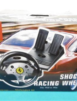 Racing Wheel - Nintendo 64 - Ferrari