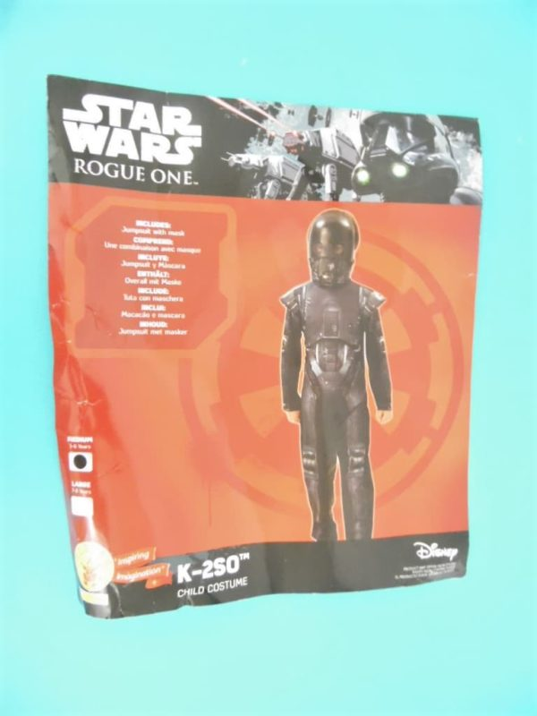 Déguisement enfant - Star Wars - K-2SO