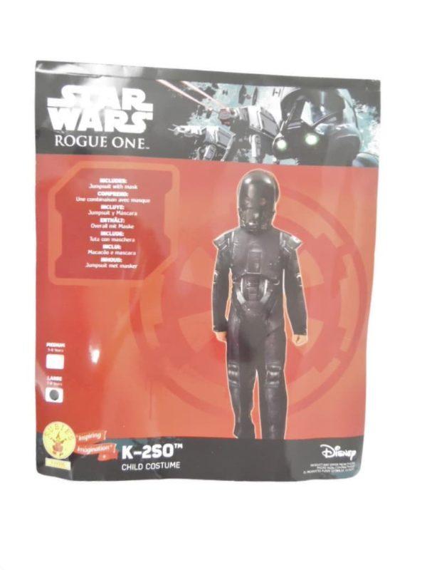 Déguisement Enfant - Rubie's - Star Wars - K-2SO