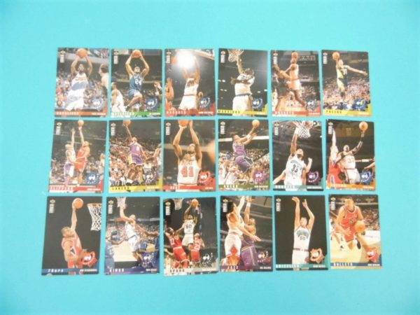cartes Upper Deck - 1996 - Scouting