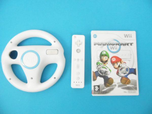 Console WII - Mario Cart
