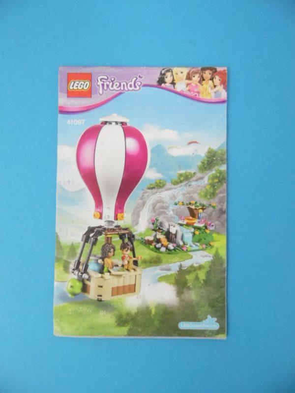 Notice Lego - Friends - N° 41097