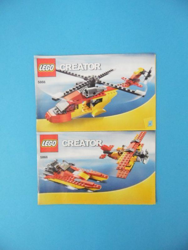 Notice Lego - Creator - N°5866