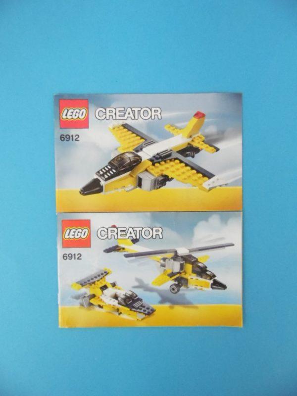 Notice Lego - Creator - N°6912