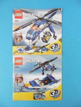 Notice Lego - Créator - N°4995