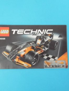 Notice Lego - Technic - N°42026