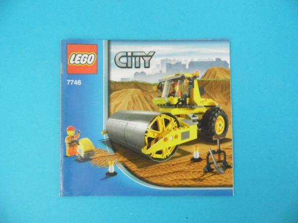 Notice Lego - City - N°7746