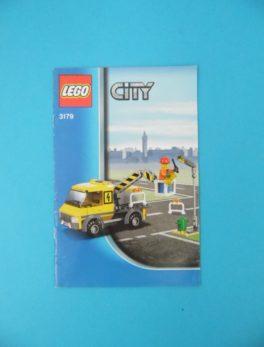 Notice Lego - City - N°3179