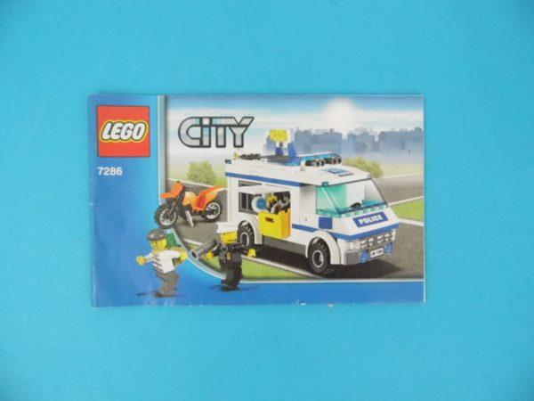Notice Lego - City - N°7286