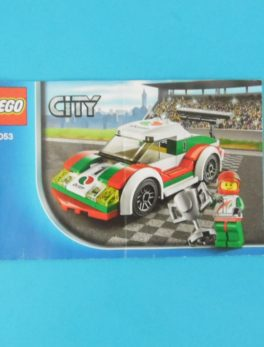 Notice Lego - City - N°60053